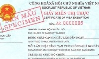 Vietnam visa: Throw a sprat to catch a herring!